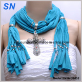 2014 Fashion Pendant Cross Scarf