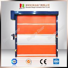 Exterior and Interior Automatic PVC Shutter Door