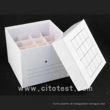 Aufbewahrungsbox für Papier / Röhrchen