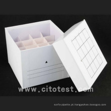 Caixa de armazenamento de papel / tubo