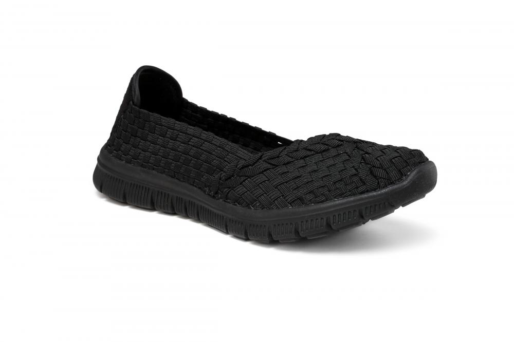 Special MD Sole Woven Pumps