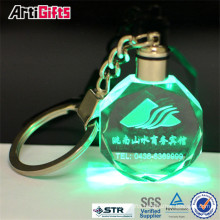 Wholesale cheap crystal crown promotional keychain