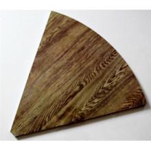 Деревянная панель зерна меламина стене (КП-019)