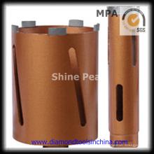 Bocados de broca de carboneto de tungstênio para granito e parede