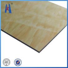 Granito panel compuesto con precio de fábrica