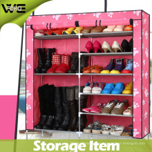 Muebles para el hogar Simple Shoe Storage Box Organizer Cabinet