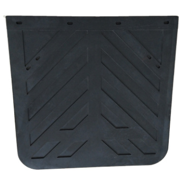 Svart gummi Universal Automobile Car Mud Flaps
