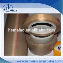 Resistente al calor, cinta de PTFE de Teflon