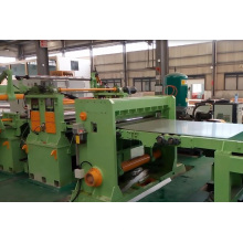 Galvanized Coil cut to length line