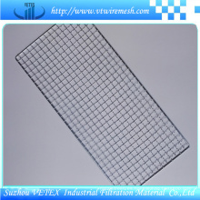 Barbecue Wire Mesh Used in Restaurant