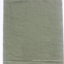 Hangzhou spandex teint en satin de coton tissé bandung