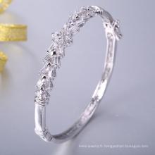 2018 bijoux tendances bracelet en argent 925 diamant bracelet pour femme
