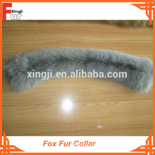 Fox Fur Collar, Real Fur Collar