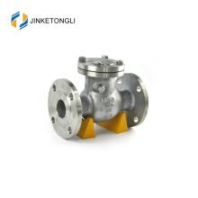 Válvula de retención de acero fundido de alta calidad de 10 pulgadas JTTL C002L