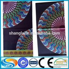 Tissu d'impression en cire batik