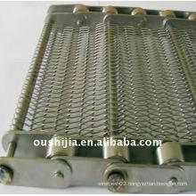 Spiral Wire Mesh Belt (factory)