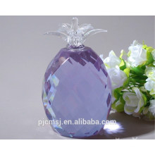 crystal fruit / crystal pineapple for gift and decoration favors