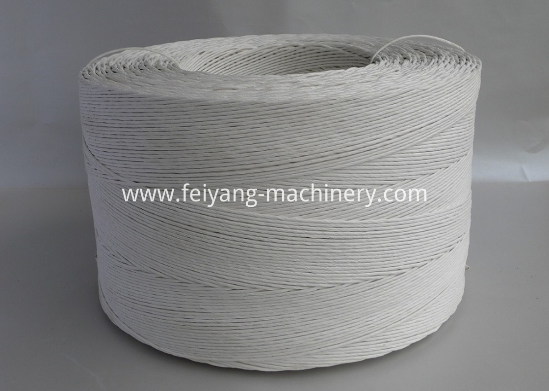 white color paper rope