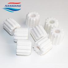 горячие продаж керамического фильтра медиа аквариума био керамические кольца для аквариума аксессуары