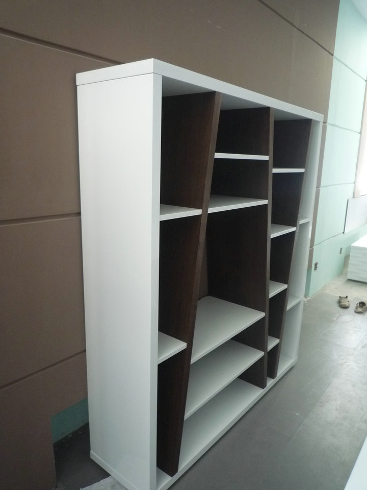 Home bookcase