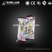 Hochtemperatur-Aluminium-Laminatfolie Retorte Beutel für Lebensmittel