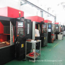 Plastic injection molds, high performance