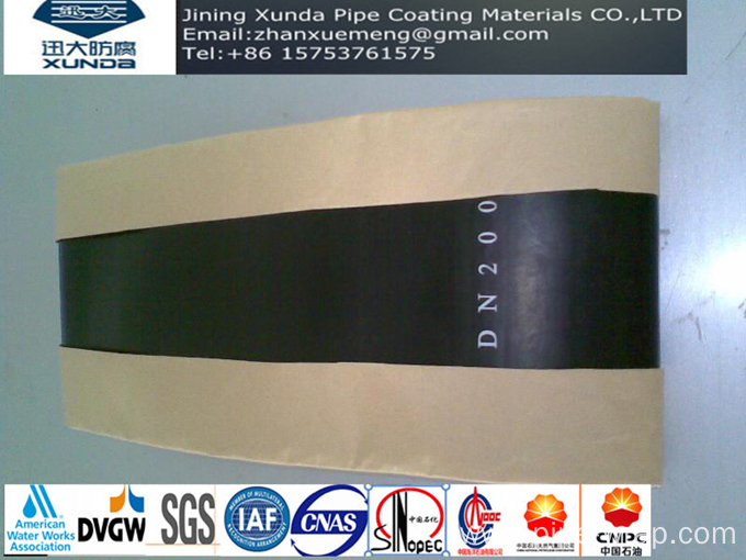 Heat Shrinking Sleeve Coating System
