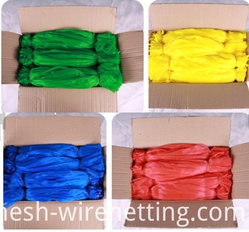 plastic extruded netting rolls