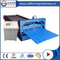 PLC Metal Roofing Panels Making Machine