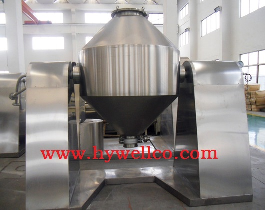 Rotating Vacuum Drying Machine