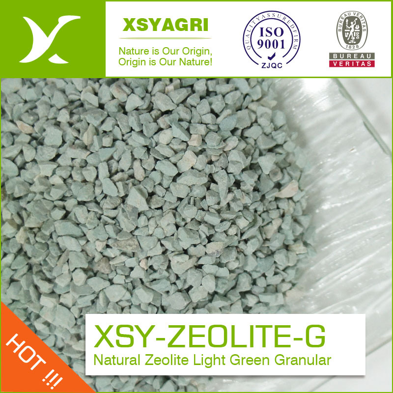 natural Green Zeolite Granular 2-4mm
