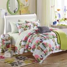 100% Cotton Printed Comforter Bedding Set