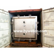 Electric Heating Static Vacuum Drying Equipment