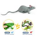шаньтоу шутки игрушки реалистичные мини Маус мягкий резиновый аним игрушка для продажи