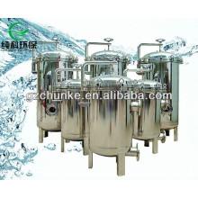Caja del filtro de agua de acero inoxidable de Chke / carcasa del cartucho de filtro