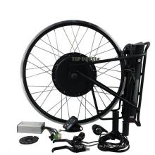 zum Verkauf Li-Ion-Akku 500W heißer Verkauf elektrischer Fahrrad-Motor-Kit in China hergestellt