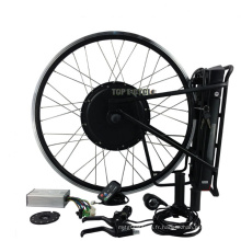 à vendre li-ion batterie 500 W vente chaude kit de moteur de vélo électrique fabriqué en Chine