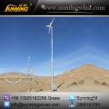 Turbina de viento 5000W para sistema de energía híbrido