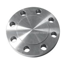 Brida ciega de forja de acero al carbono