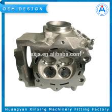 Tête de culasse de moto Chine Haute Qualité Gravité Coulée En Aluminium Pièces