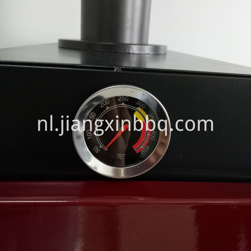 Deluxe Pizza Oven For BBQ