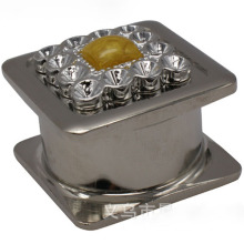 Boîte en métal de haute qualité Gem Type 3 couleurs