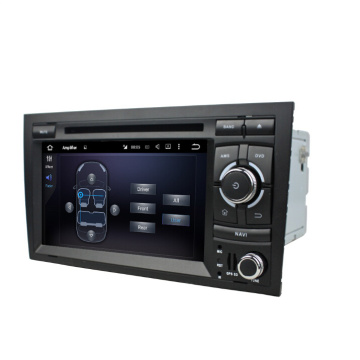 Android 7.1 Audi A4 Car Audio Navigatie