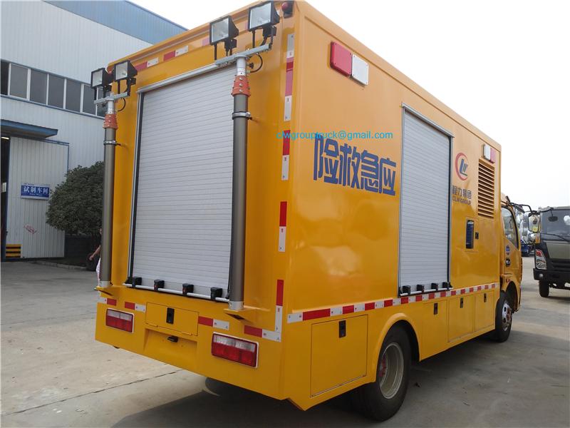 China Truck 4