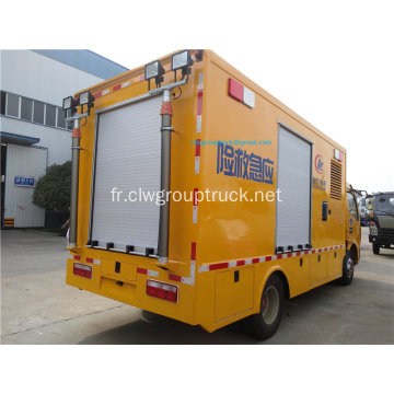 Véhicule d'urgence Dongfeng 4x2 Engineering