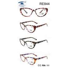 Óculos de leitura de alta qualidade para mulheres coloridas (RE844)