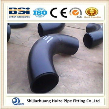 butt welded pipe fitting stainless steel 90 degree elbow