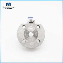 Factory Directly Provide Made In China Excellent Material ball valve with flange