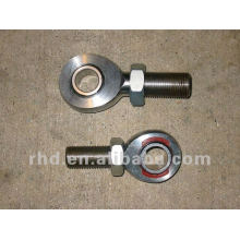 female steel heim joint rod end bearing
