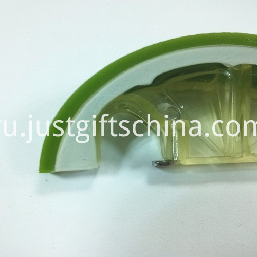 Promotional Lemon Shaped Bottle Opener Keyrings_7